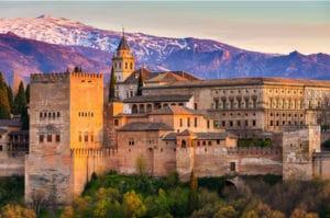 Granada – 3 DIAS