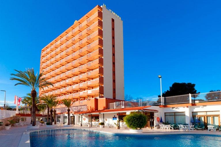 BENIDORM, HOTEL CABANA – 9 DIAS