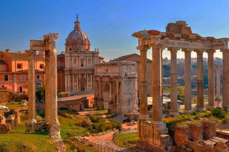 CRUZEIRO A ROMA, VATICANO E BARCELONA – 7 DIAS