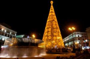 Madrid, mercado de Natal – 2 dias