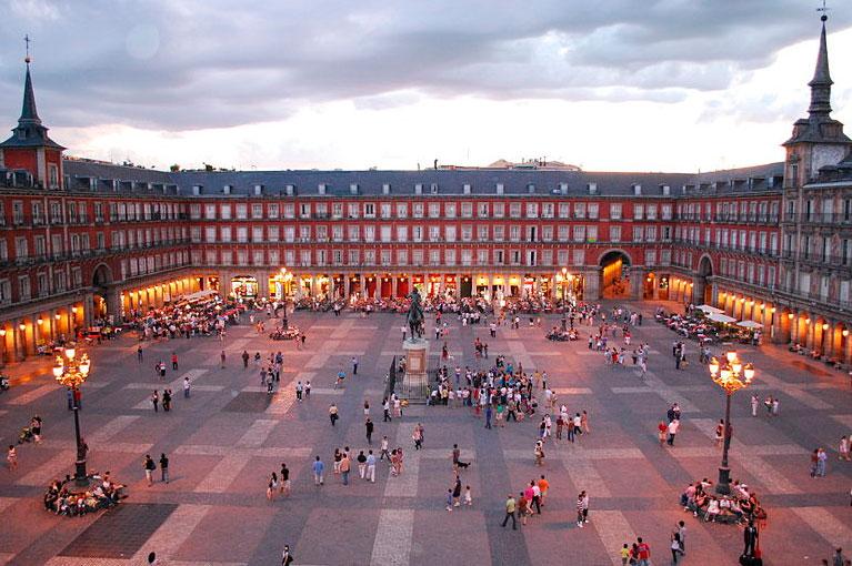 MADRID – 3 DIAS